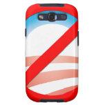 Nobama Logo Galaxy S3 Covers