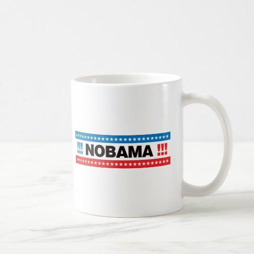 Nobama! Mugs