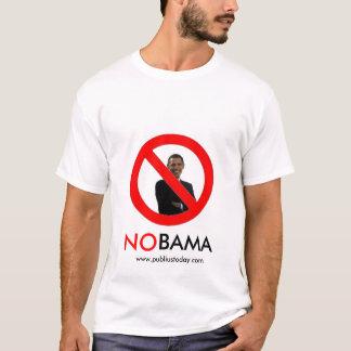 NOBAMA - (No Symbol) T-Shirt