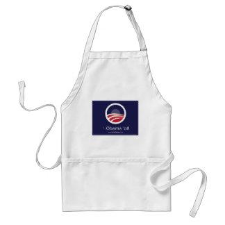 Nobama para el delantal del presidente 08 elección