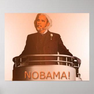 NObama Poster