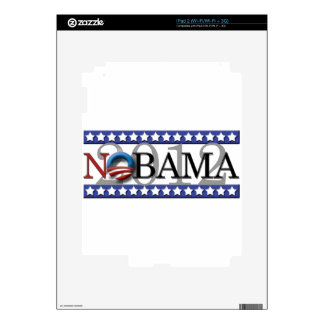 Nobama Decal For The iPad 2