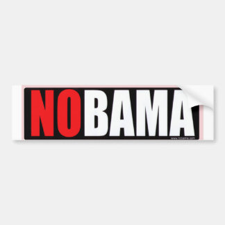 nobama-stickers-comparison bumper sticker