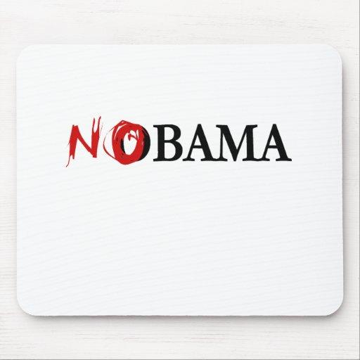NOBAMA T-SHIRT MOUSE MAT