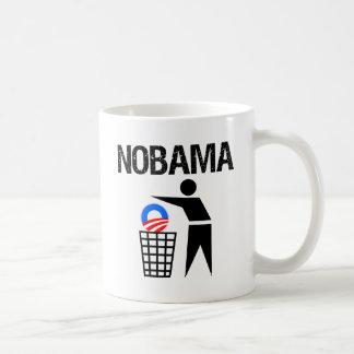 NoBama Tazas