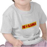 Nobama Tee Shirts