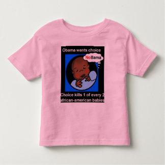 NoBama Toddler T-shirt