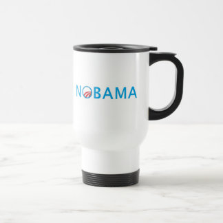 Nobama Top Seliing Political Gear 15 Oz Stainless Steel Travel Mug