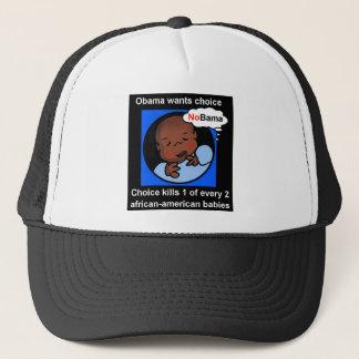 NoBama Trucker Hat