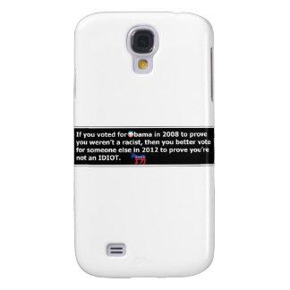 NobamaBumper2 Galaxy S4 Case