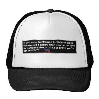 NobamaBumper2 Trucker Hat