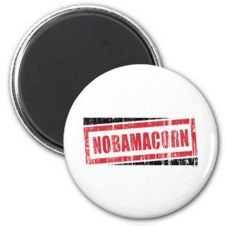 Nobamacorn 2 Inch Round Magnet