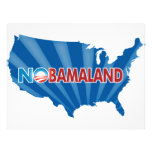 Nobamaland Personalized Letterhead