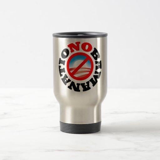 NOBAMANATION Style 2 Mugs