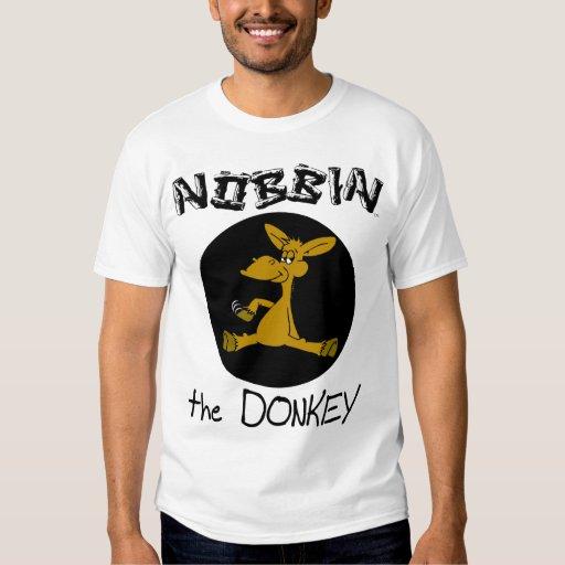 Nobbin el burro camisas