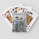 """NoBe Vintage Playing Cards<br><div class=""""desc"""">North Beach Maryland playing cards</div>"""