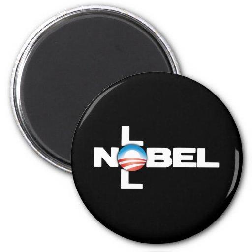 Nobel LOL Fridge Magnet