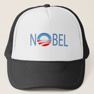 NOBEL OBAMA TRUCKER HAT