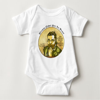 Nobel per la Brace Baby Bodysuit