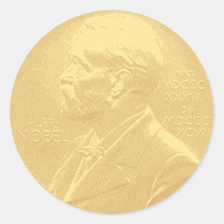 Nobel Prize Stickers