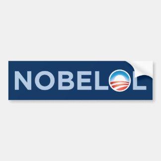 NOBELOL Bumper Sticker