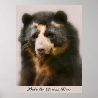 Noble Bubu Portrait Poster