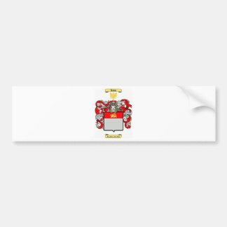 noble (english) bumper sticker
