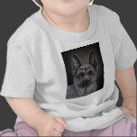 Noble - German Shepherd Dog Art Tee Shirt