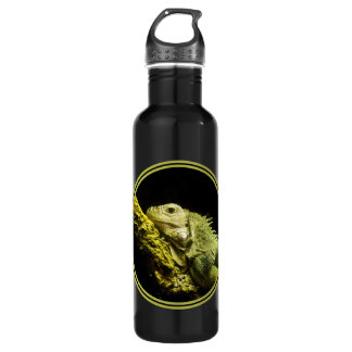 Noble Iguana Stainless Steel Water Bottle