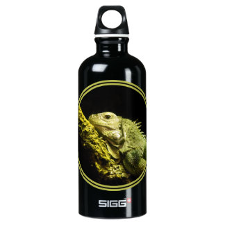 Noble Iguana Water Bottle
