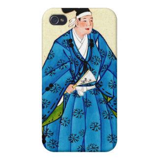 Noble japonés 1878 iPhone 4/4S carcasas