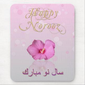 Noble Persian New Year Bloom - Mousepad