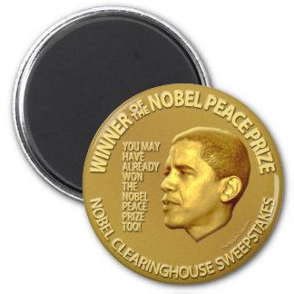 Noble Prize Magnet