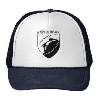 Noble Team Trucker Hat