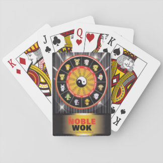 Noble Wok Playing cards