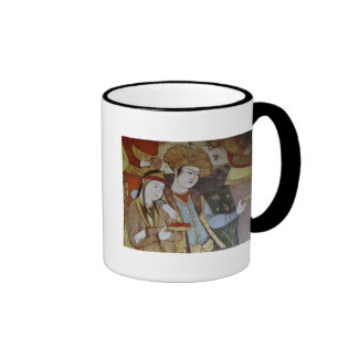 Nobles at the Court of Shah Abbas I Mugs