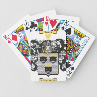 Nobles Bicycle Playing Cards