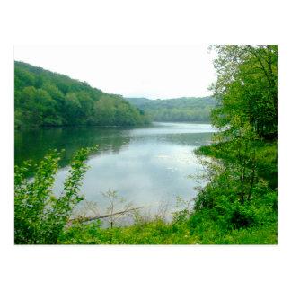 Noblet Lake Postcard