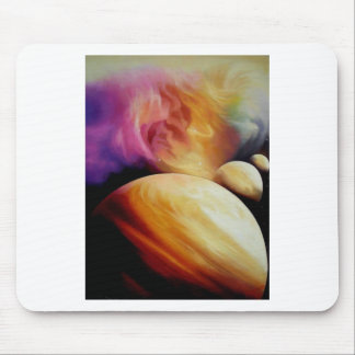 Nobody by Cebarre Mouse Pad