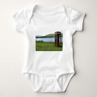 Nobody calls... baby bodysuit