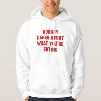 Nobody Cares Hoodie
