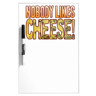 Nobody Likes Blue Cheese Dry-Erase Board