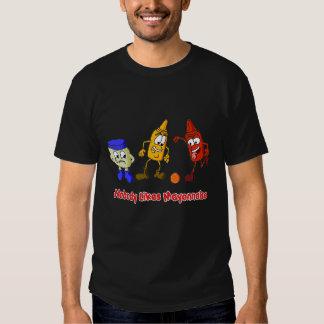 Nobody Likes Mayonnaise Humorous T Shirt