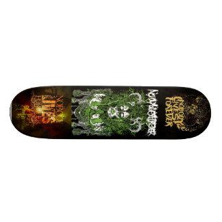 Nobody Lives Forever Skateboard