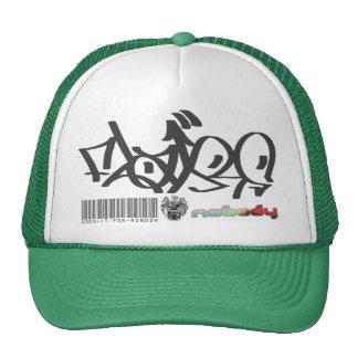 ::NOBODY !mpr!nt worldw!de:: Trucker Hat