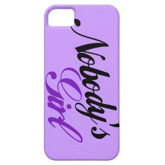 Nobody's Girl iPhone SE/5/5s Case