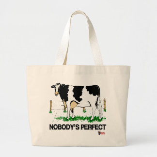 Nobody's Perfect Bags