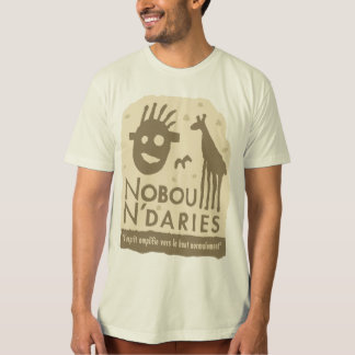 Nobou N'Daries T-shirt