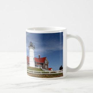 Nobska Light Classic White Coffee Mug