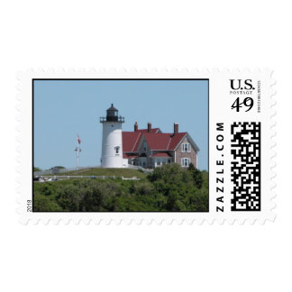 Nobska Light, Wood Hold, Falmouth Stamps